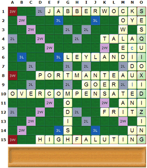 2044 points move